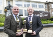 Triple award winning  Sandymount Hotel is crowned Europe
