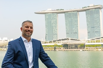 Sandyford based Arkphire appoints Chris Ambler to head up its Asia Pacific operations