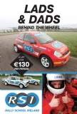 Lads & Dads for €130 pp