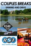 Hotel packages with Rally School Ireland from €350!